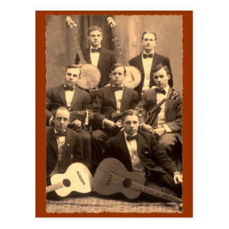 String Band Postcard