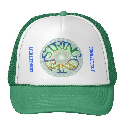 String Band Truckin' Hat