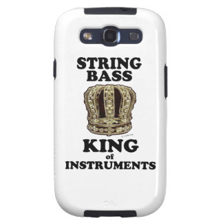 String Bass King of Instruments Galaxy SIII Cover
