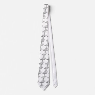 String Bass Nothing Else Matters Neck Tie