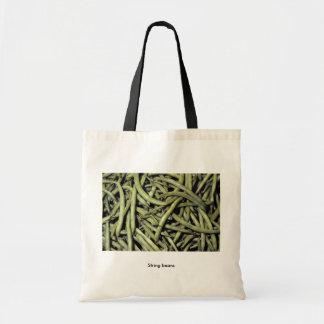 String beans bag