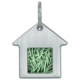 String Beans Pet Tag