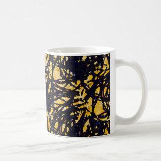 String by Livvy Abstract Design Mug