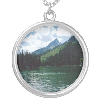 String Lake- Yellowstone Pendant