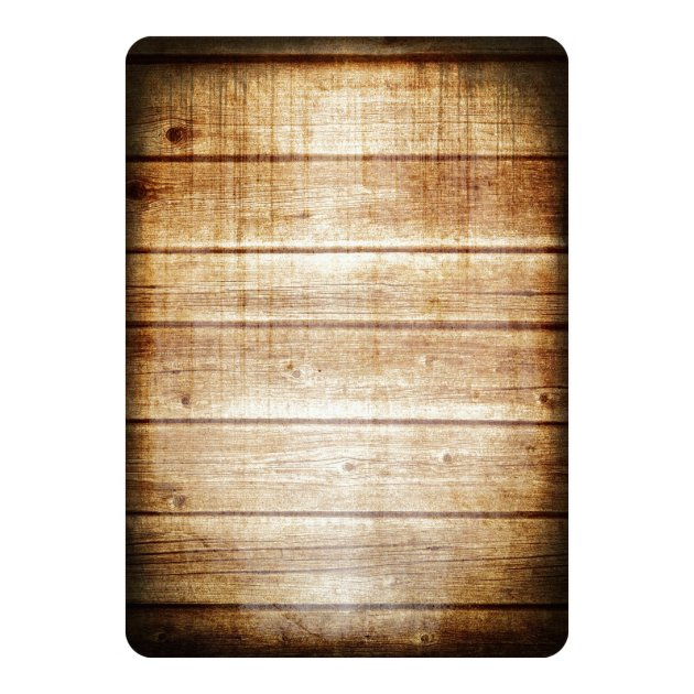 String Lights in Tree Vintage Barn Wood Rustic Card | Zazzle