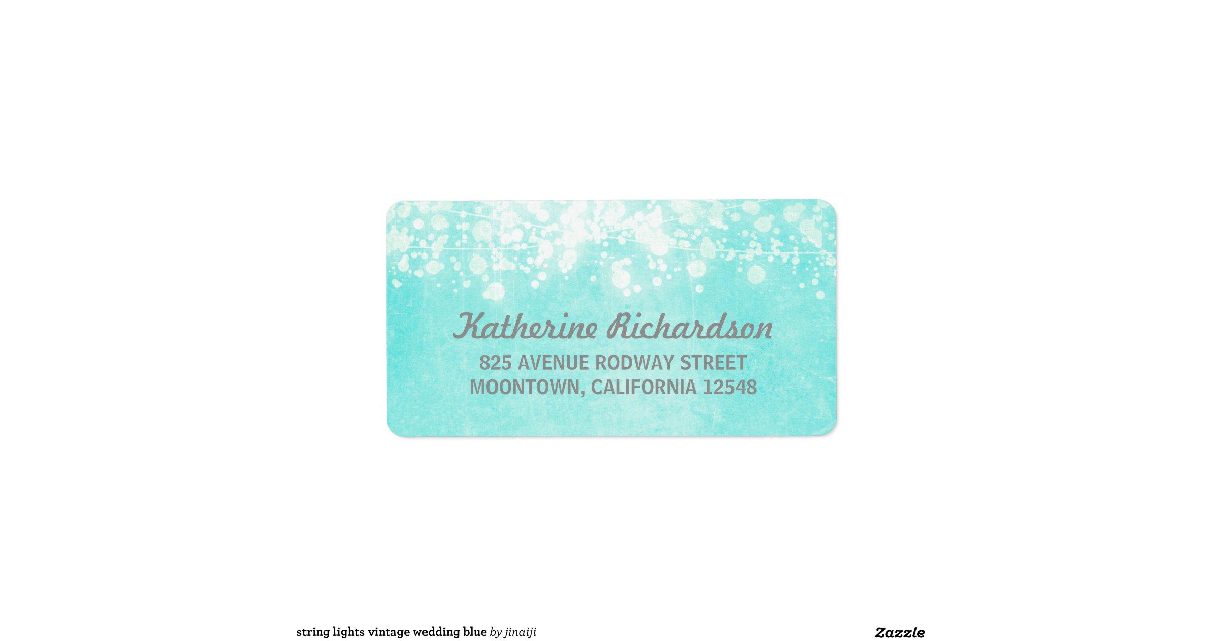 Tiffany Blue String Lights : string_lights_vintage_wedding_tiffany_blue_label-r6feb6fa53c98473897dc2a3ec17dd831_v11m0_8byvr ...