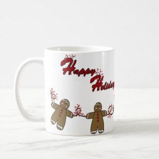 String of Gingerbreadmen Coffee Mug