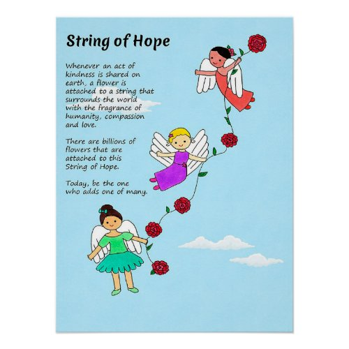 String of Hope Poster