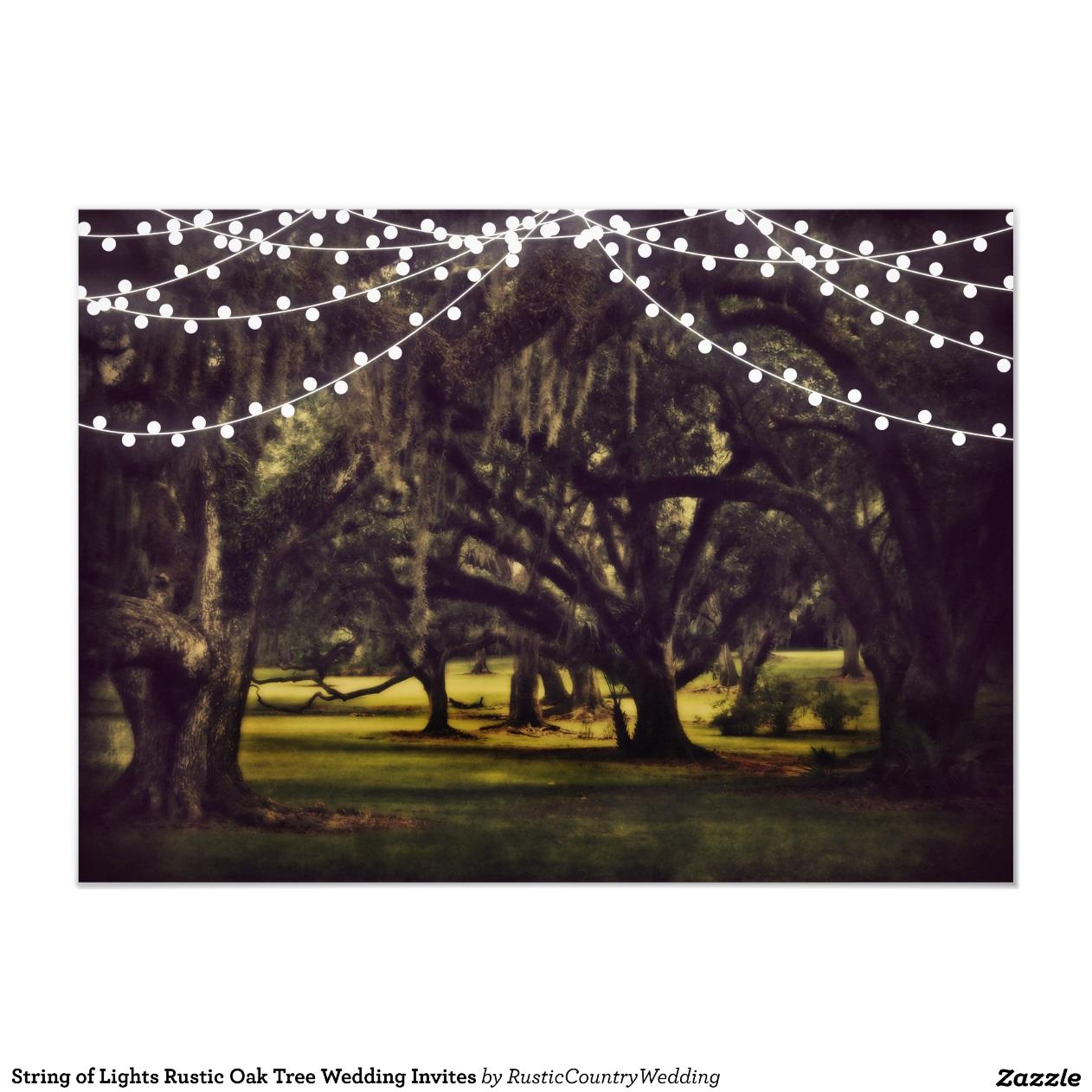 Mossy Oak Invitations de mariage