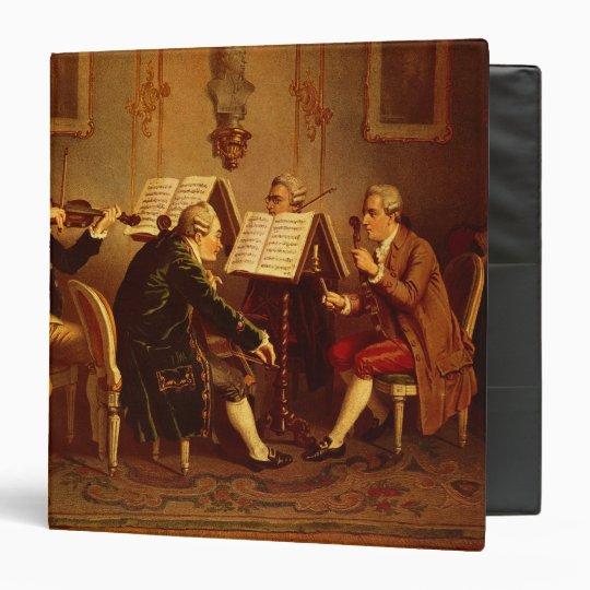 String Quartet Binder