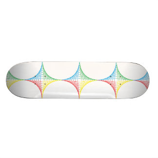 String Star Skateboard Deck