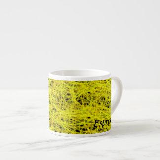 string theory 3 Espresso mug 6 Oz Ceramic Espresso Cup