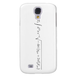 string theory Born-Infeld action Samsung Galaxy S4 Cover