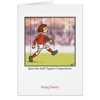 String Theory Card