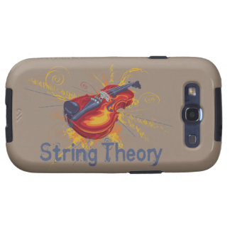 String Theory Galaxy S3 Case