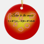 String Theory Christmas Ornament