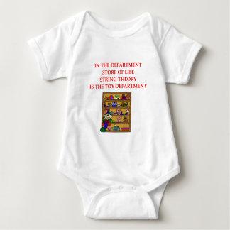 STRING theory gifts Baby Bodysuit