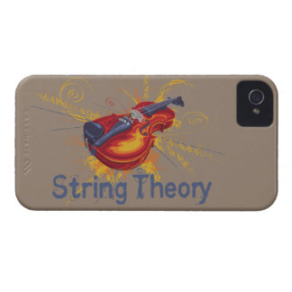 String Theory iPhone 4 Cover
