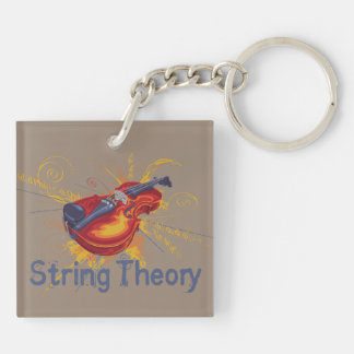 String Theory Keychain