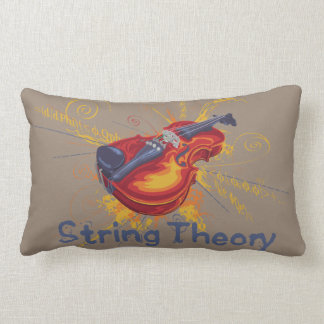 String Theory Lumbar Pillow