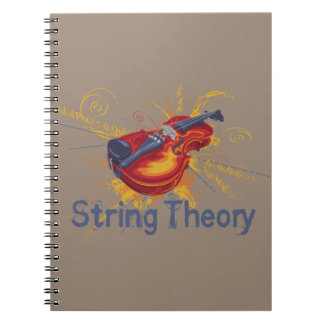 String Theory Notebook