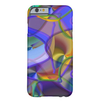 String Theory Shimmering Abstract Barely There iPhone 6 Case