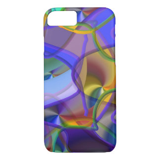 String Theory Shimmering Abstract iPhone 7 Case