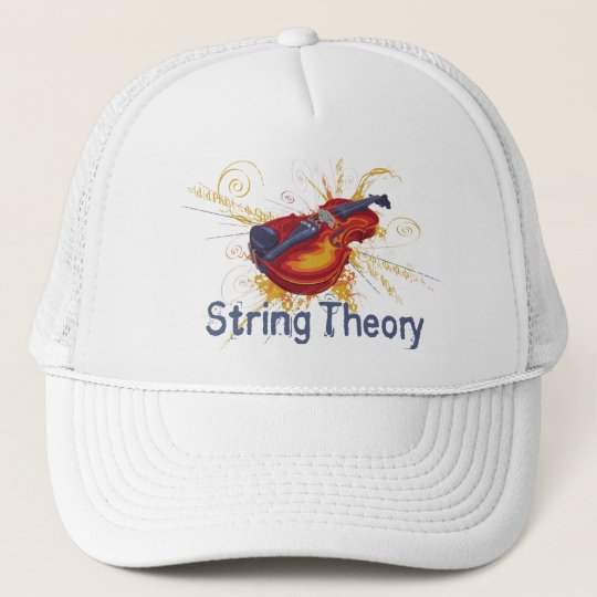 String Theory Trucker Hat