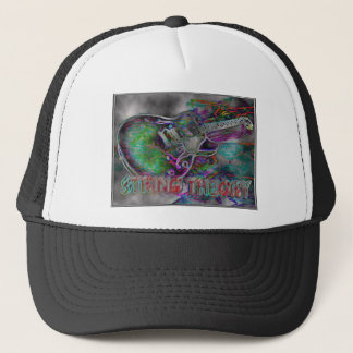 STRING THEORY TRUCKER HAT