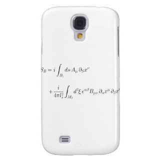 string theory, world-sheet coupling samsung galaxy s4 covers