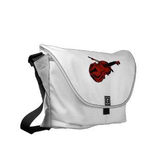 Stringed black dark red instrument violin bow imag courier bag