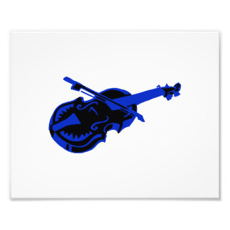 Stringed blue black instrument violin bow image.pn art photo