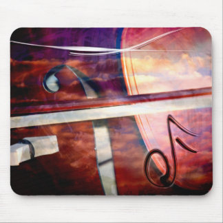 Stringed Instrument Mouse Pad