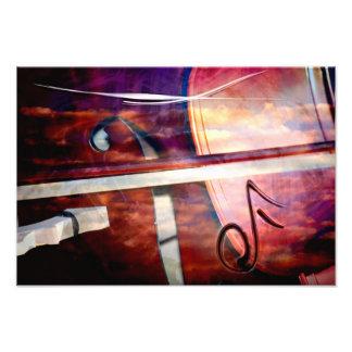 Stringed Instrument Photo Art