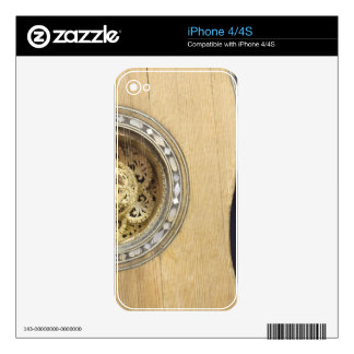 Stringed Instrument Skins For iPhone 4S