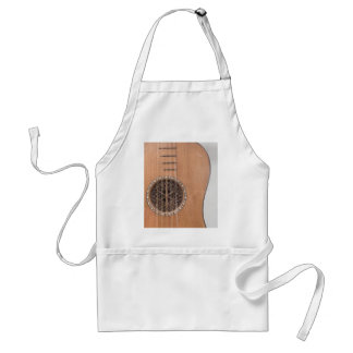 Stringed Instrument VI Adult Apron