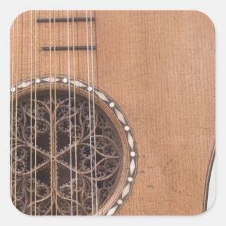 Stringed Instrument VI Sticker
