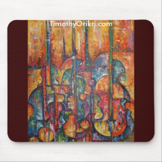 Stringed Instruments Mousepad