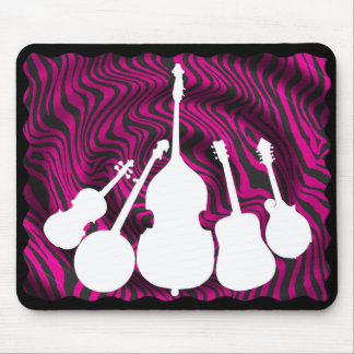 STRINGED INSTRUMENTS-MOUSEPAD