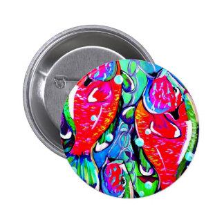 Stringer Pinback Button