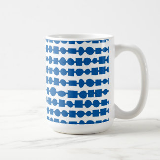 """Stringing it Along"" Royal Coffee Mug"