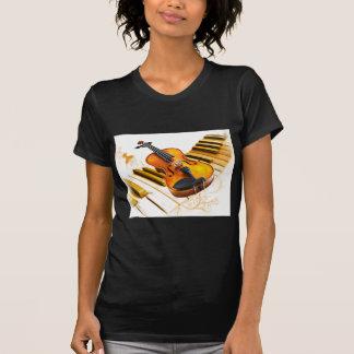 Strings and Keys_ T-Shirt