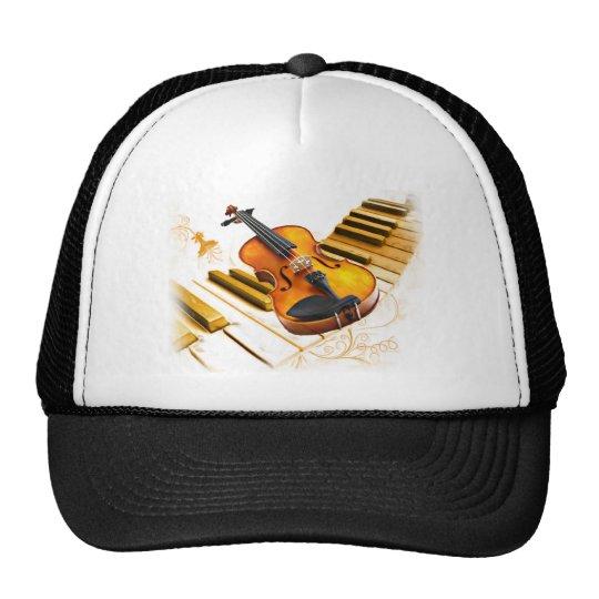 Strings and Keys_ Trucker Hat