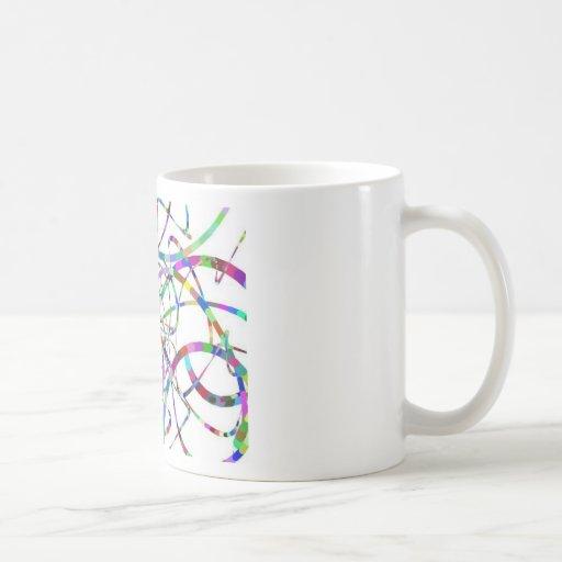 STRINGS COFFEE MUG