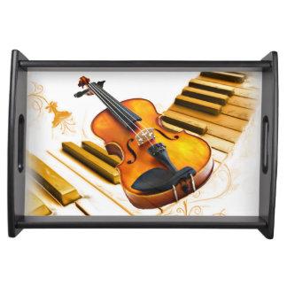 Strings & Keys_ Food Trays