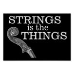 Strings Things Poster