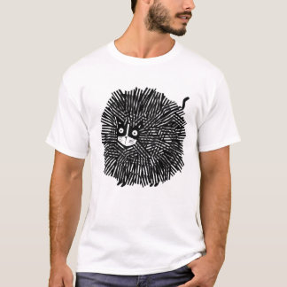 Strip Cat T-Shirt