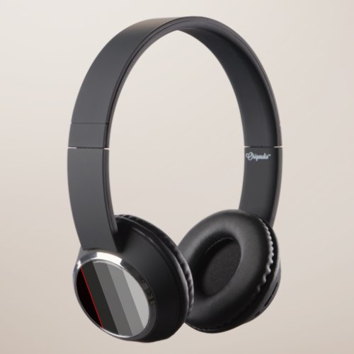 Strip Series - Black Collection Headphones