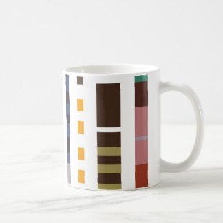 Stripe Art Coffee Mug
