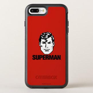 Stripe Boy - Superman 2 OtterBox Symmetry iPhone 8 Plus/7 Plus Case
